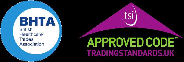 BHTA/TSI Logos