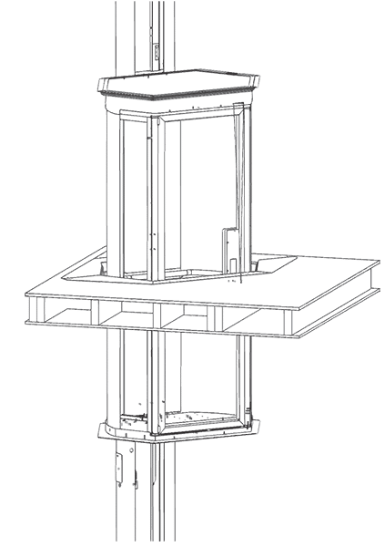 Homelift Sketch