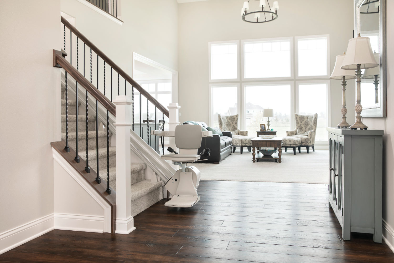 Why buy a stairlift from Love Stairlifts?